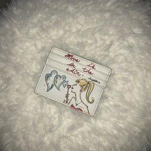 Brighton card coin case